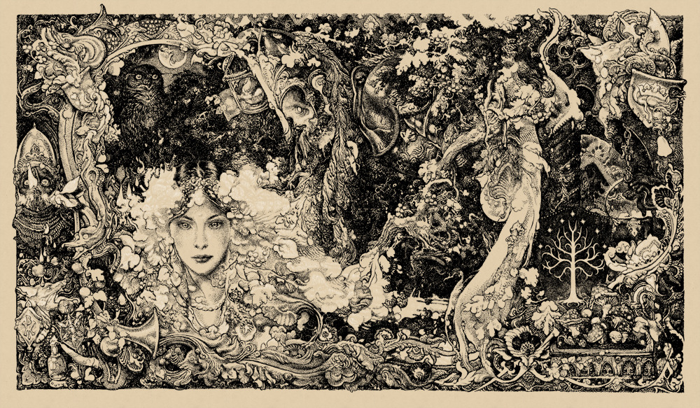 Zouravliov the lord of the rings colorway 1