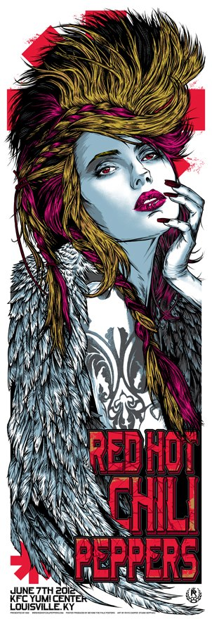 Red Hot Chili Peppers 411posters
