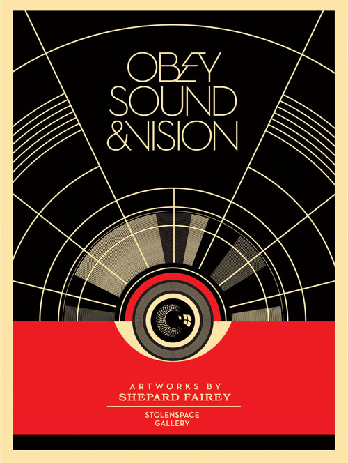 fairey obey sound & vision