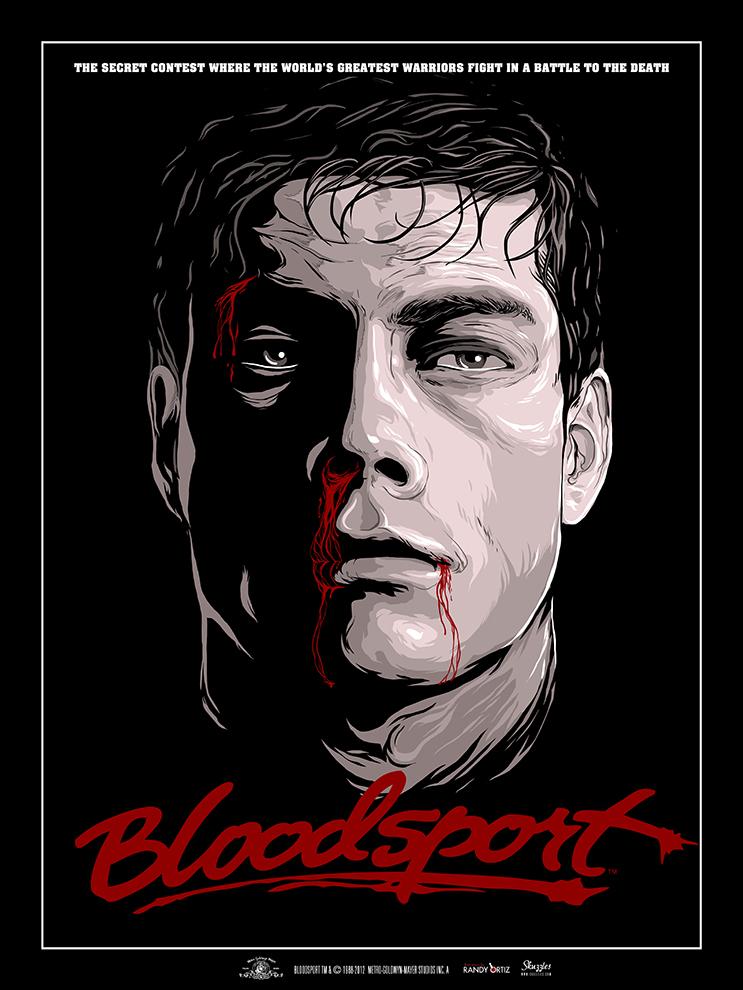ortiz bloodsport