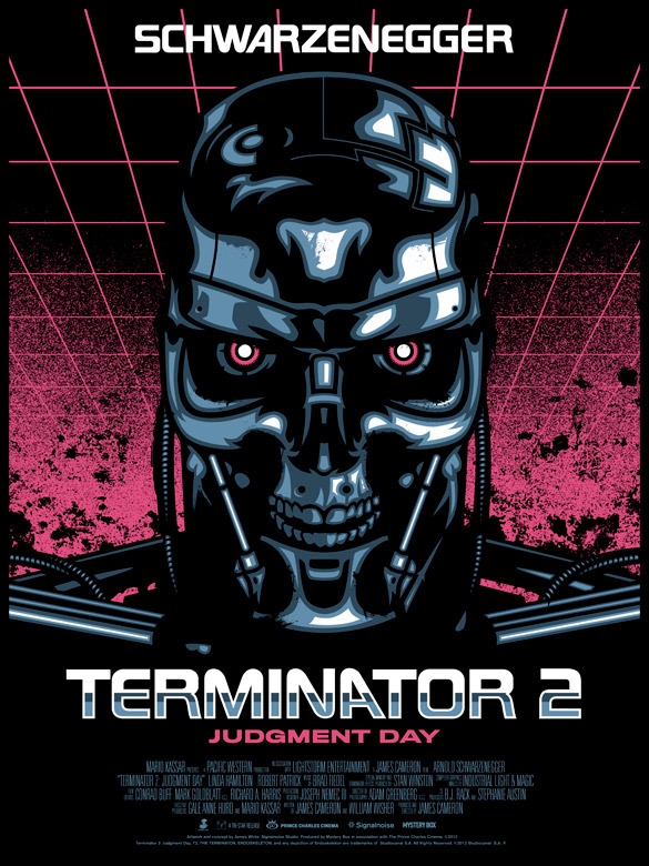 signalnoise terminator 2 judgement day