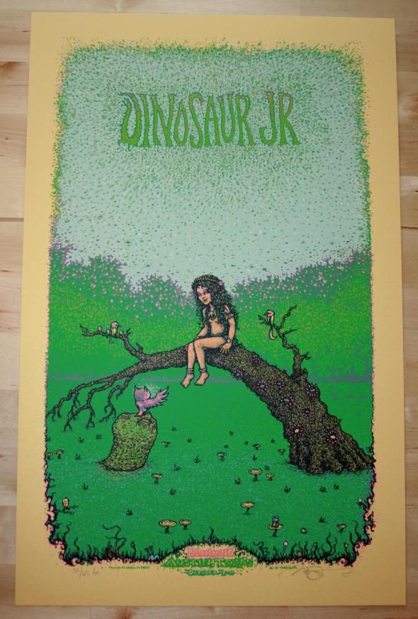 spusta Dinosaur Jr Austin TX 2012