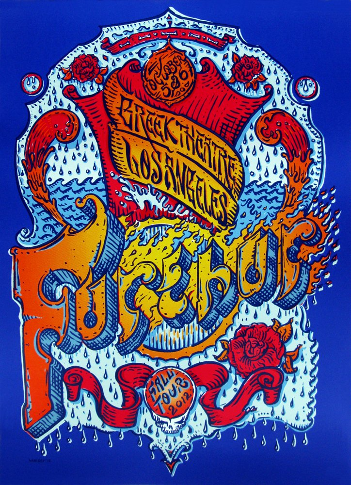 welker furthur los angeles ca 2012