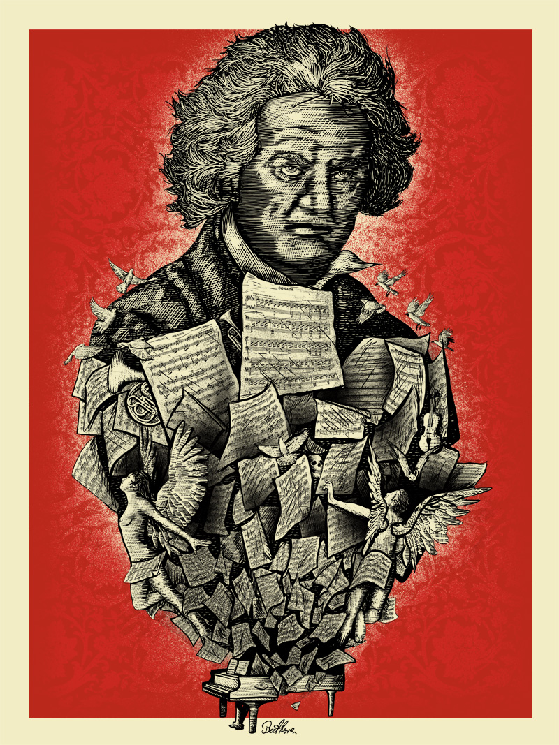 zeb love L.V. Beethoven