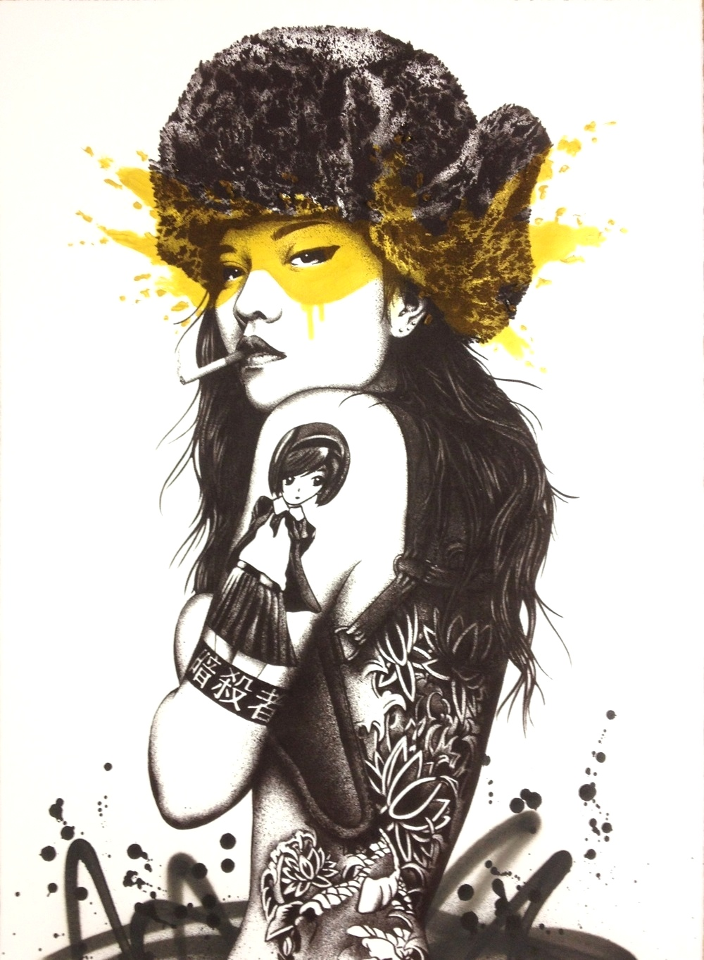 fin dac Killer Instinct gold