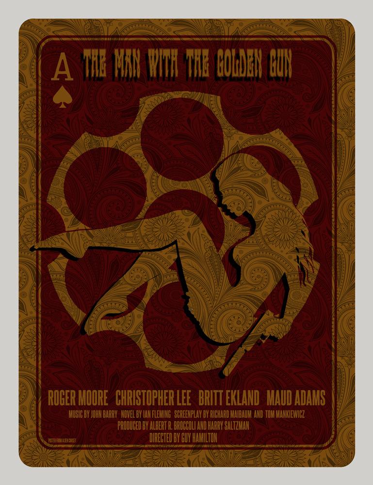 o'daniel The Man With The Golden Gun
