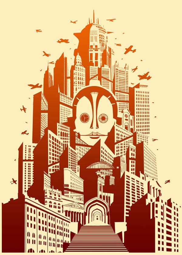 raid71 Metropolis