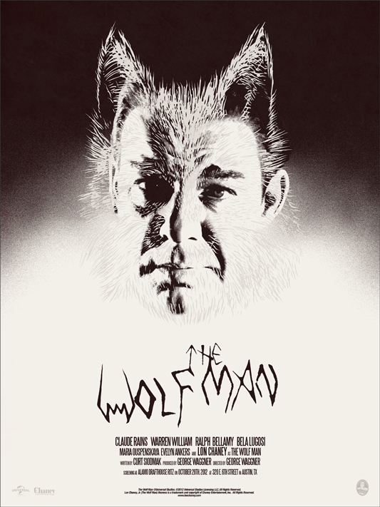 shaw the wolf man
