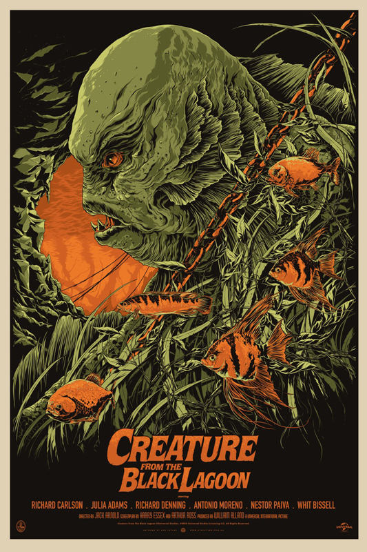 taylor creature from the black lagoon