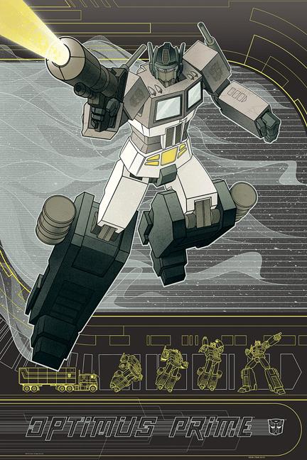 tong optimus prime variant