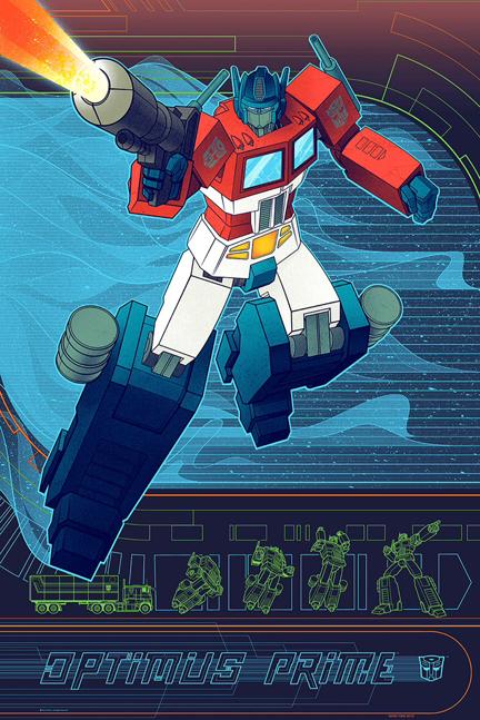 tong optimus prime