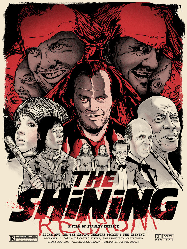 budich the shining