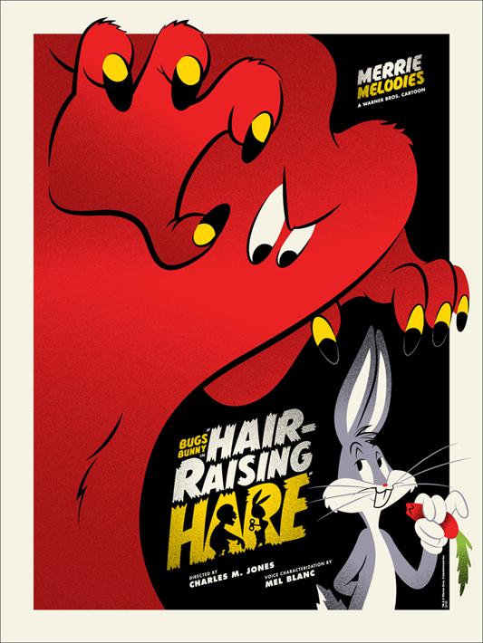 de pippo HAIR-RAISING HARE