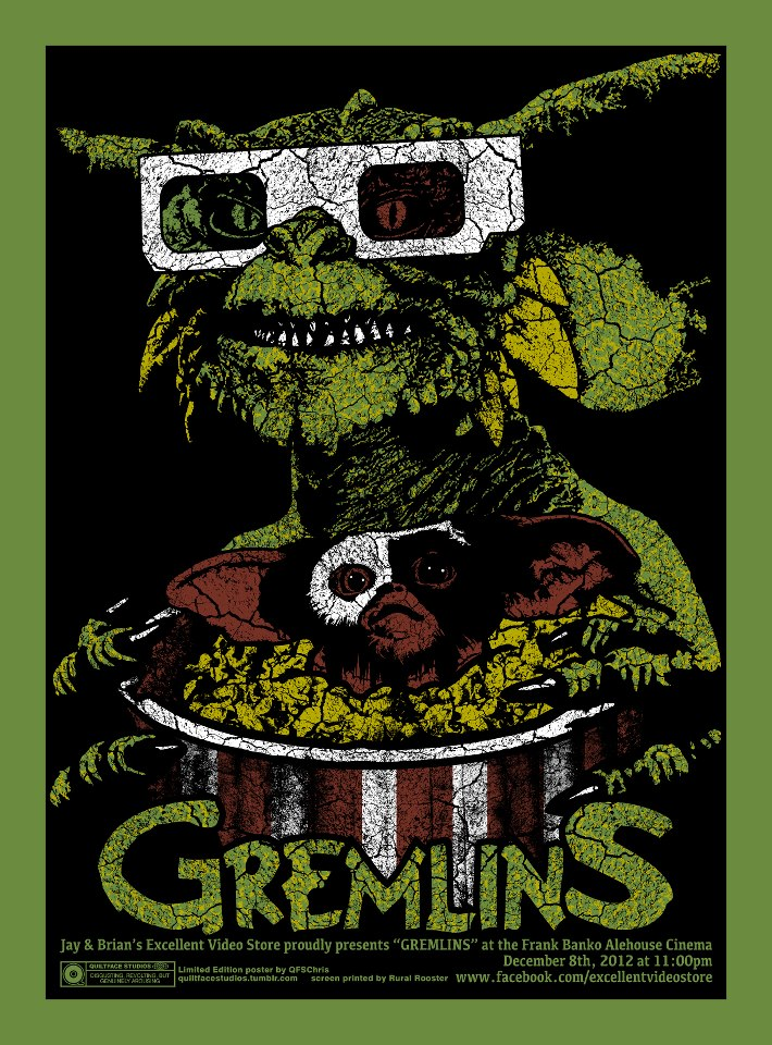 garofalo gremlins light green
