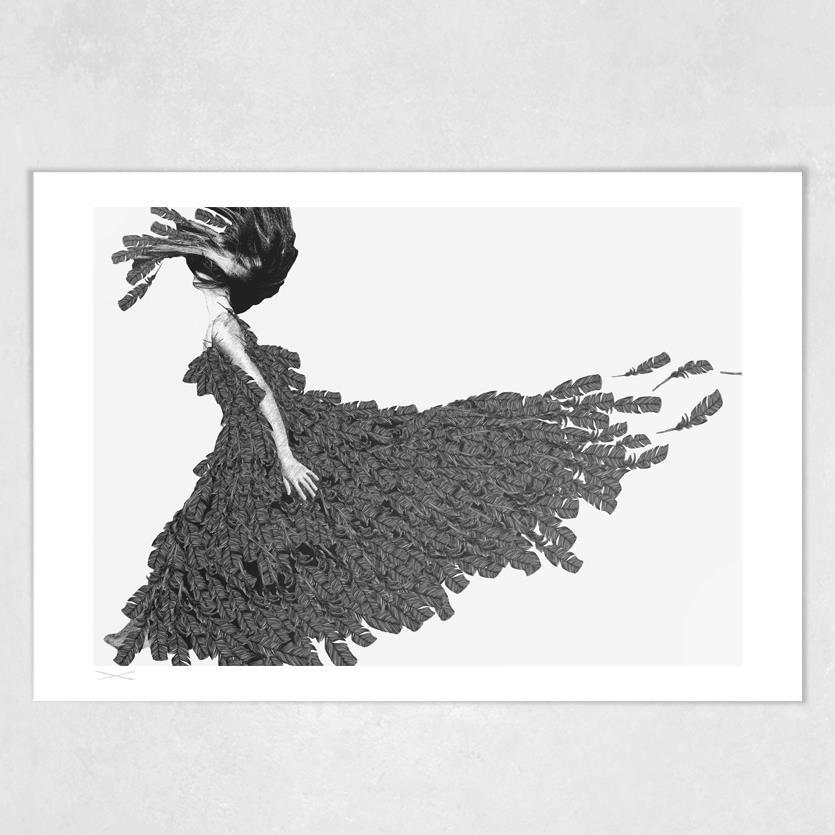 jen liz rome crow #1