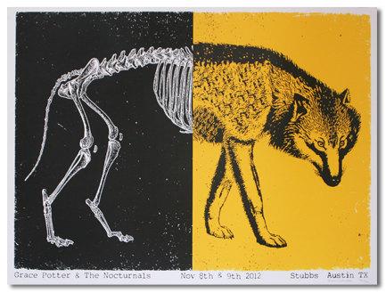 lastleaf Grace Potter & The Nocturnals austin tx 2012