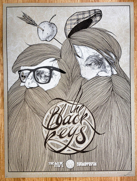olde soul The Black Keys - Birmingham UK 2012