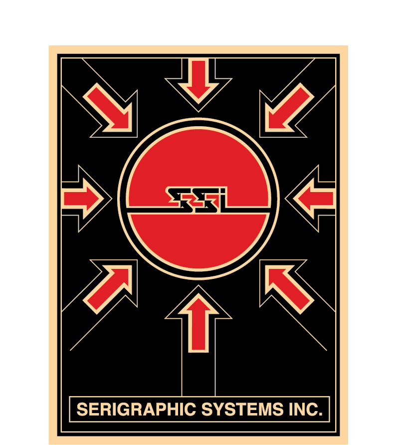 La Maquina's SSI print