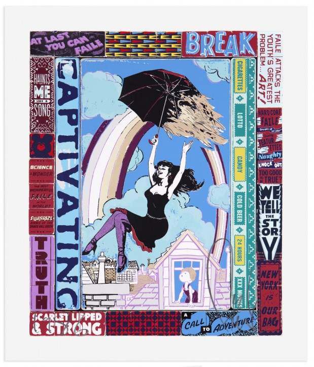 faile A Call To Adventure