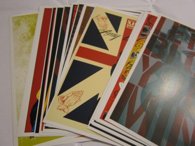 unhuman 15 print set