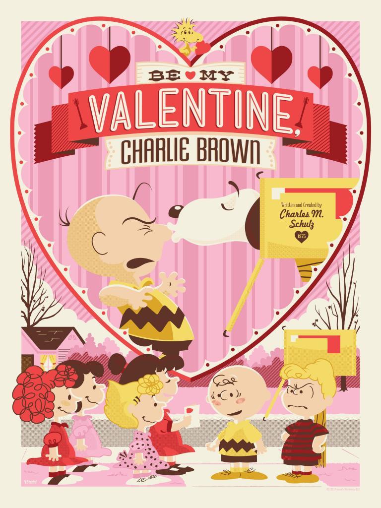 weidel Be My Valentine, Charlie Brown