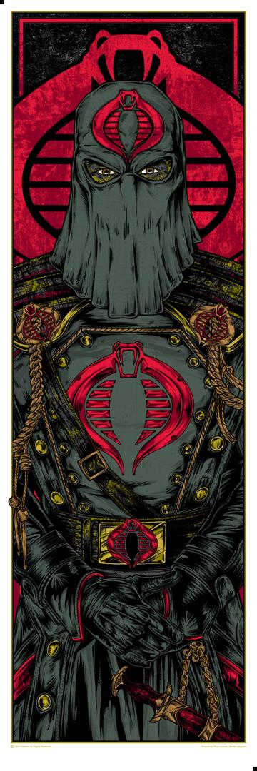 cooper Cobra Commander variant