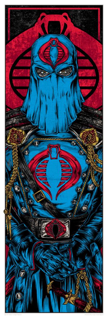 cooper Cobra Commander