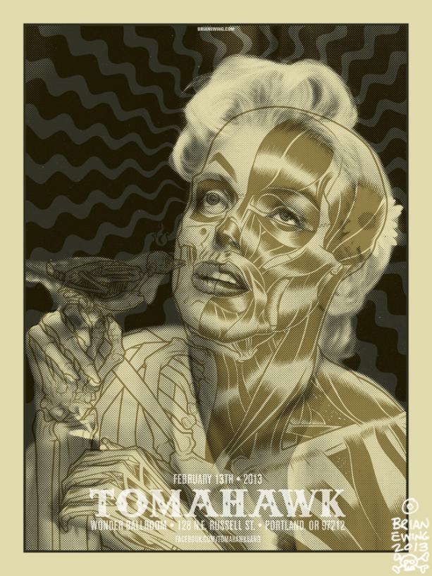 ewing tomahawk portland or 2013