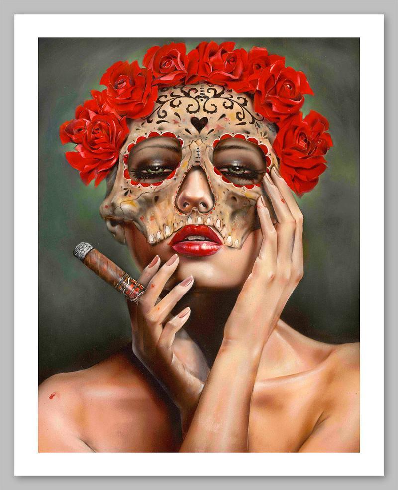 viveros Frida la Muerte