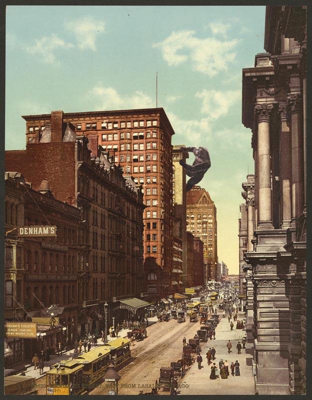 Alternate Histories Randolph Street