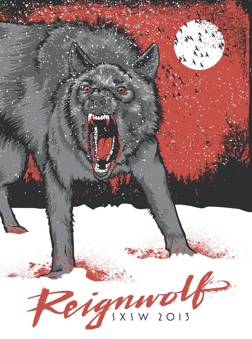 Ronlewhorn x Db23 Reignwolf - SXSW 2013