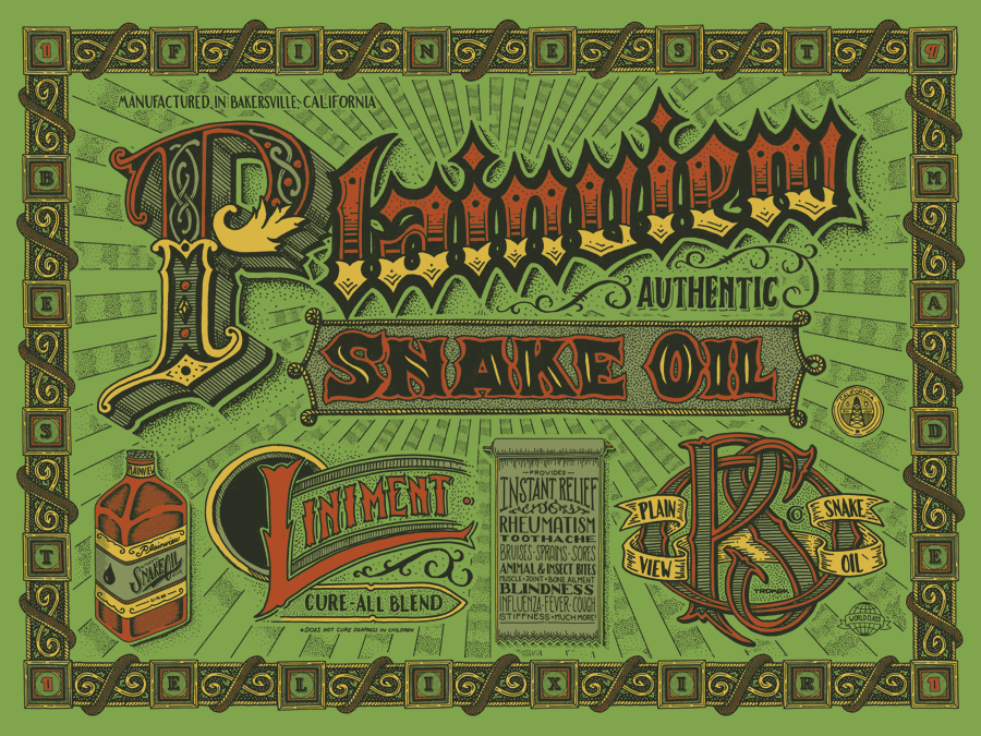 carne There Will be Snake Oil variant