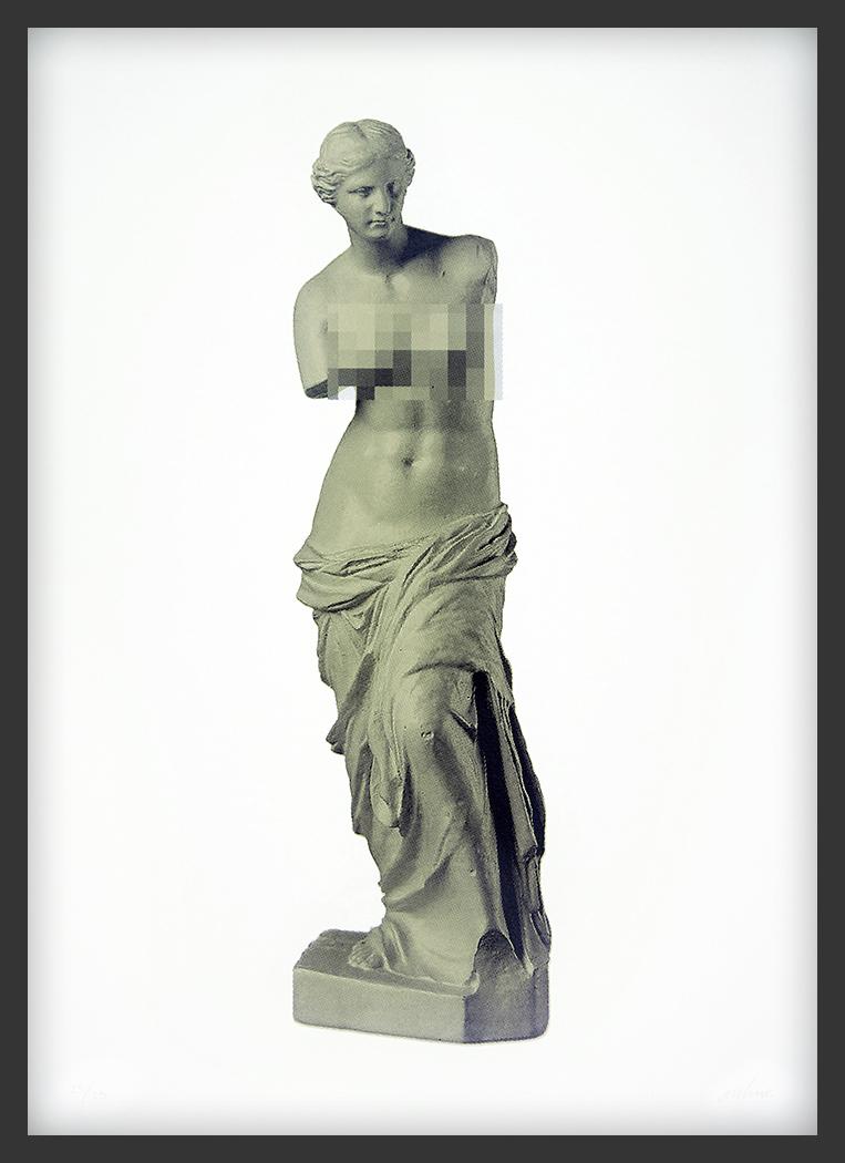imbue Venus de Milo