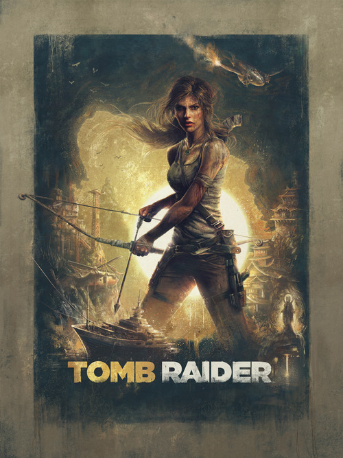 TOMB RAIDER 2013 LIMITED EDITION OFFICIAL COLLECTOR'S STRATEGY GUIDE + DLC