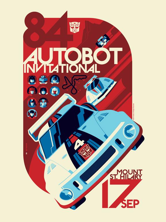 whalen autobot invitational variant