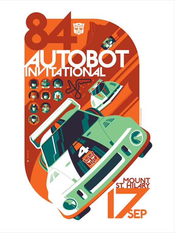 whalen autobot invitational
