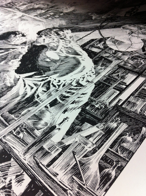wrightson I Shall Be With You 1