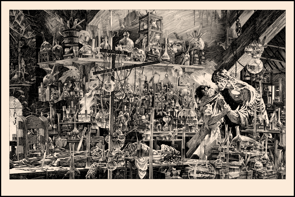 wrightson I Shall Be With You