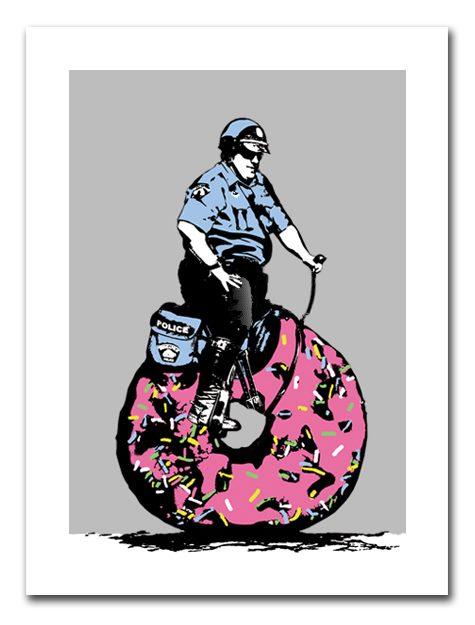 gagnon donut cop