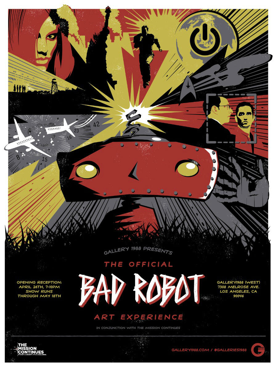 gallery1988 The Official Bad Robot Art Experience