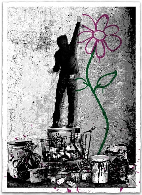 mr brainwash eternity
