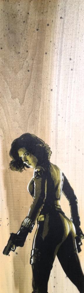 mr prvrt dangerous dames black widow