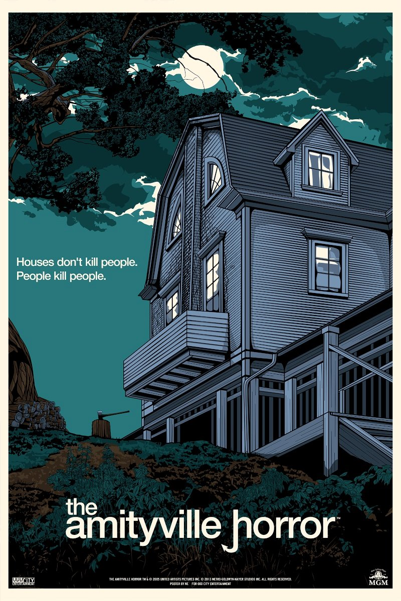 ne The Amityville Horror variant