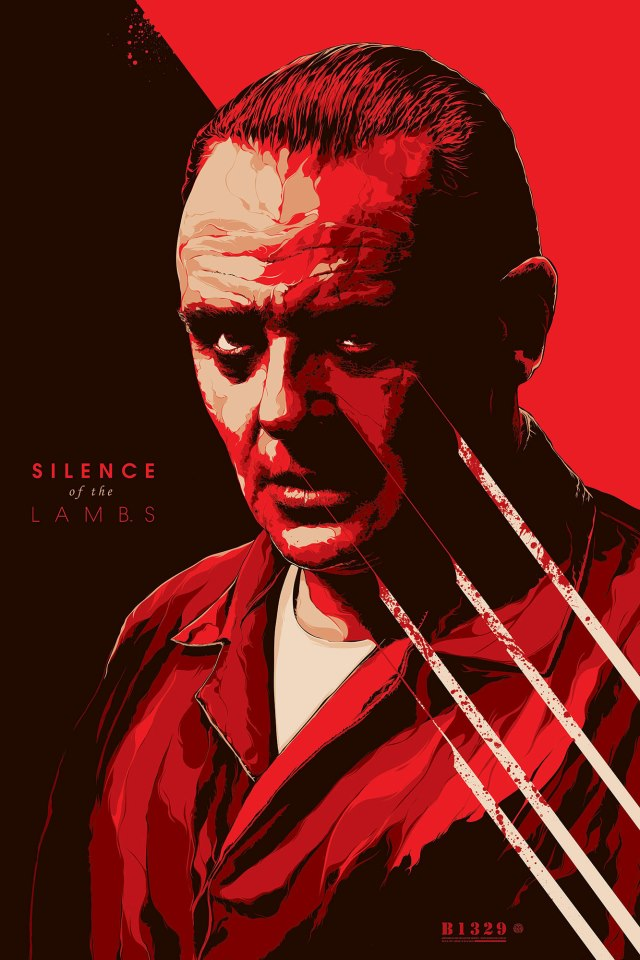 taylor Silence of the Lambs
