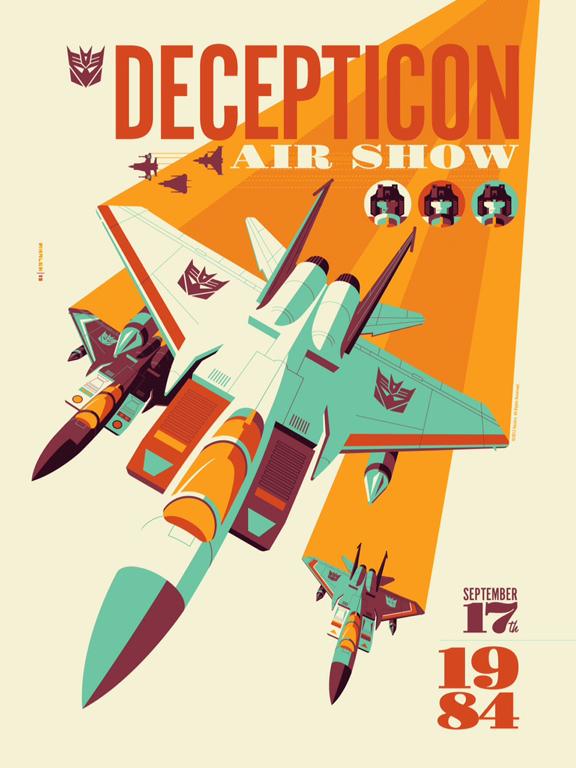 whalen Decepticon Air Show variant
