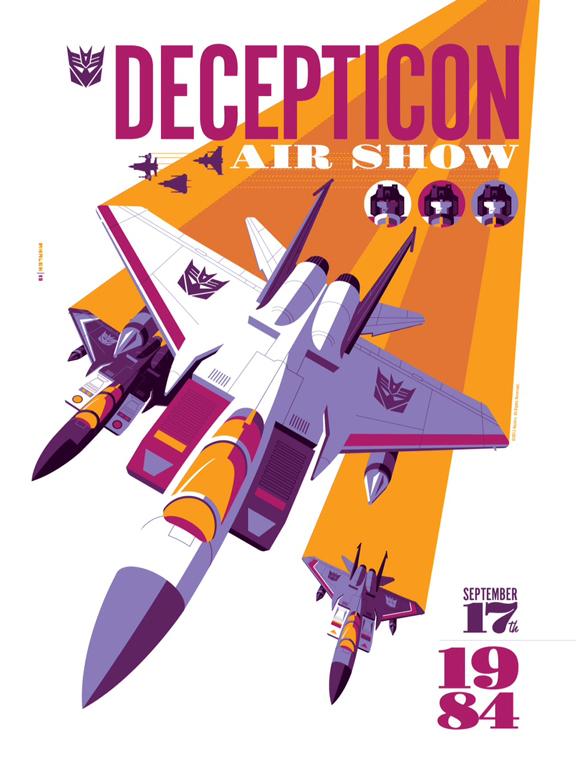 whalen Decepticon Air Show
