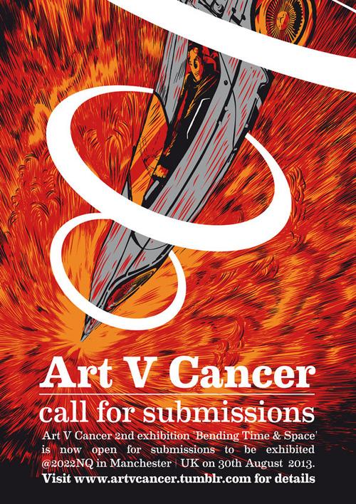 art v cancer Bending Time & Space