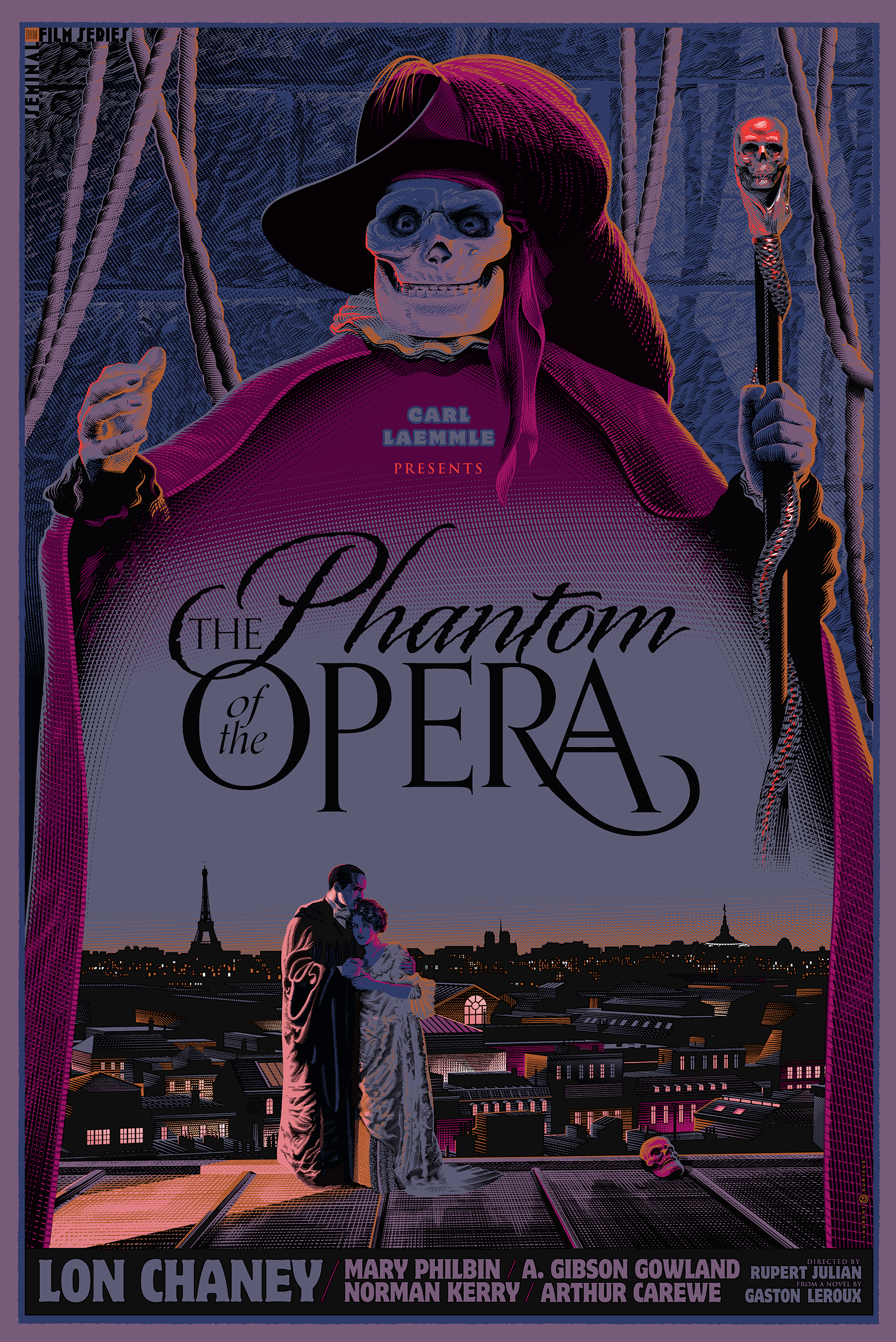 durieux The Phantom of the Opera variant