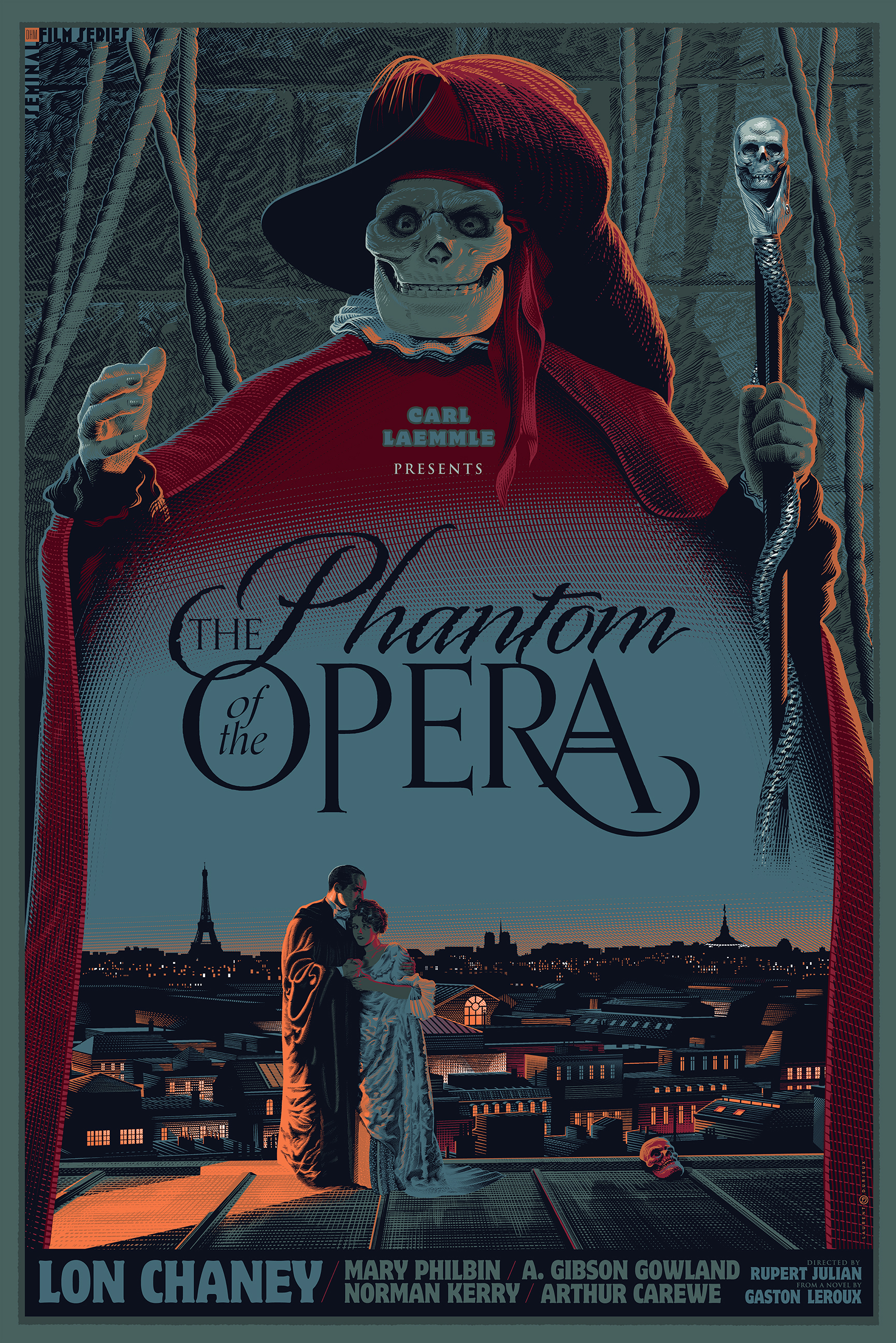 durieux The Phantom of the Opera