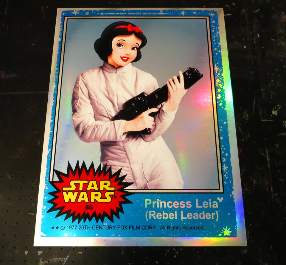 dye Princess Leia 1